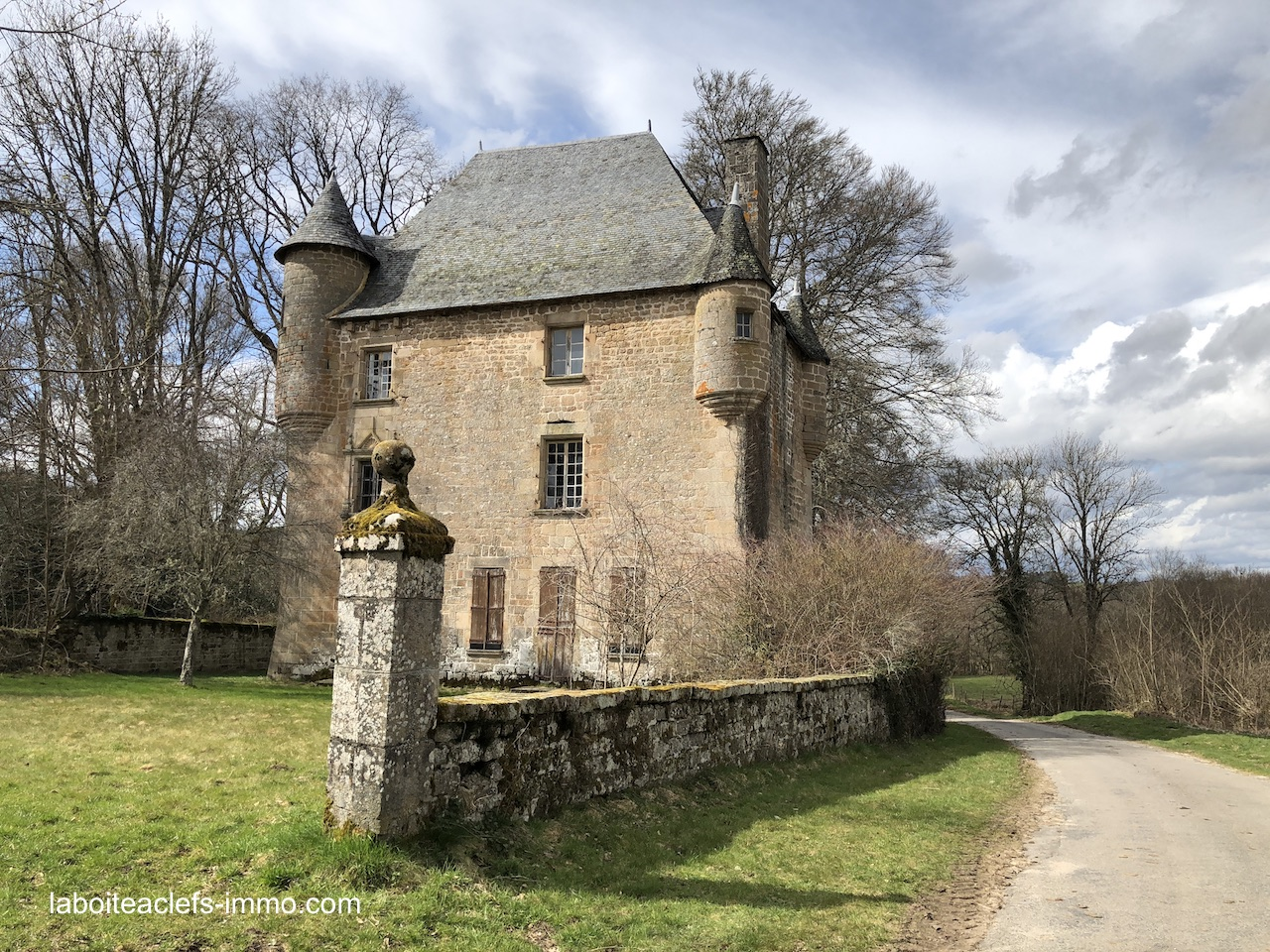 chateau du mazaud rempnat