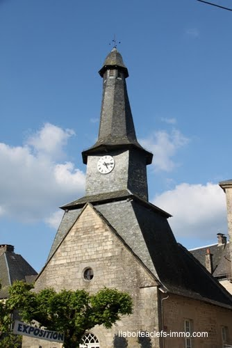 clocher tors Treignac