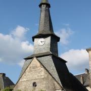 clocher tors Treignac