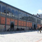 les halles de Limoges temple de la gastronomie Limousine