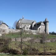 le Prieuré de St Angel en Corrèze