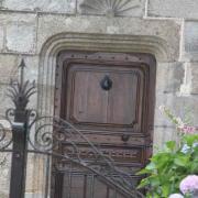 St Jacques de Compostelle présent le long de nos chemins