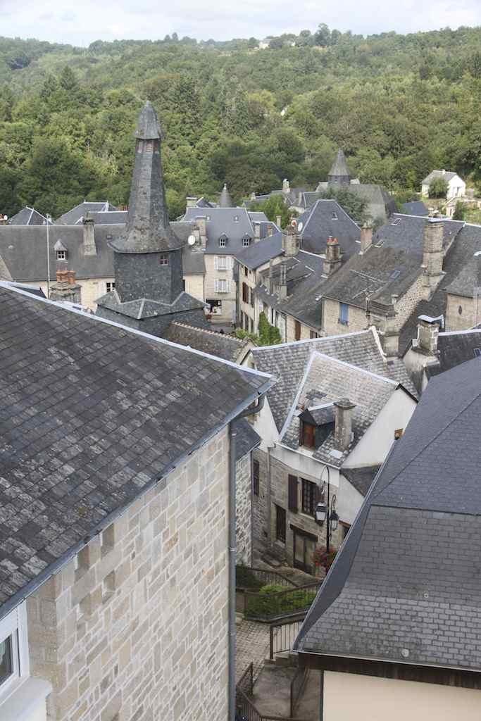Treignac un des plus beaux villages de France