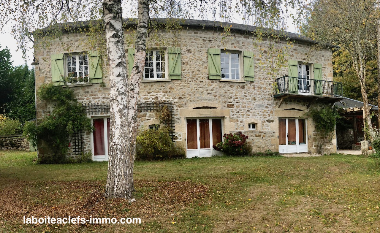 Chambres d hotes a vendre millevaches