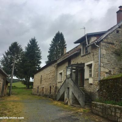 Ferme 14 hectares a eymoutiers