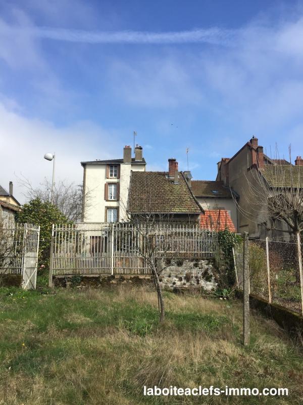 Bourganeuf jardin