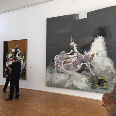 Exposition art Eymoutiers