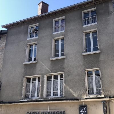 Immeuble a vendre eymoutiers