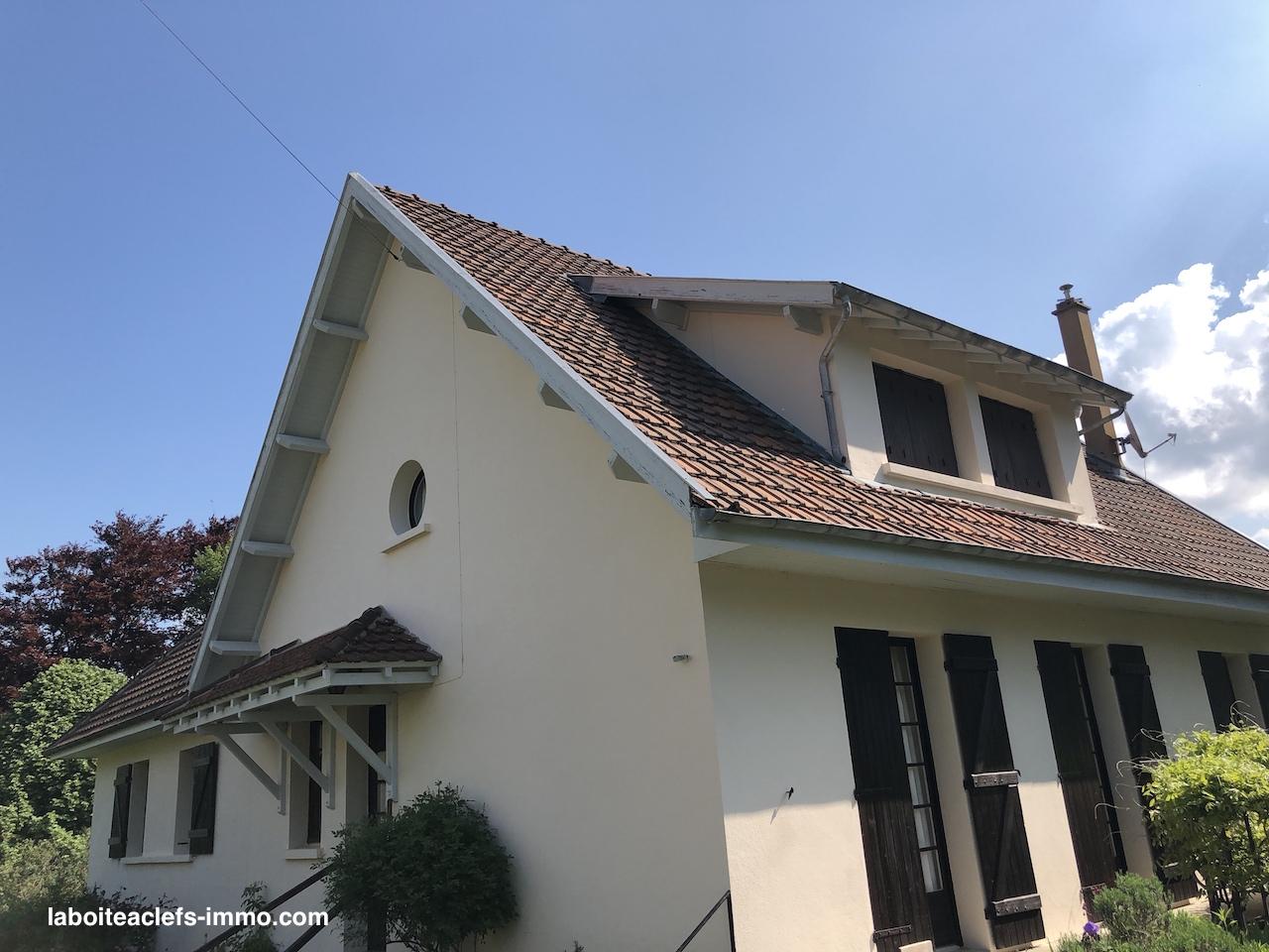 Maison a vendre eymoutiers 1